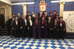 2019 - 62nd Assembly Southalta Consistory 32nd Degree