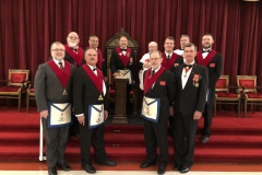 2020 - 102nd Reunion 14th Degree