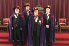 2020 - Consistory Officers